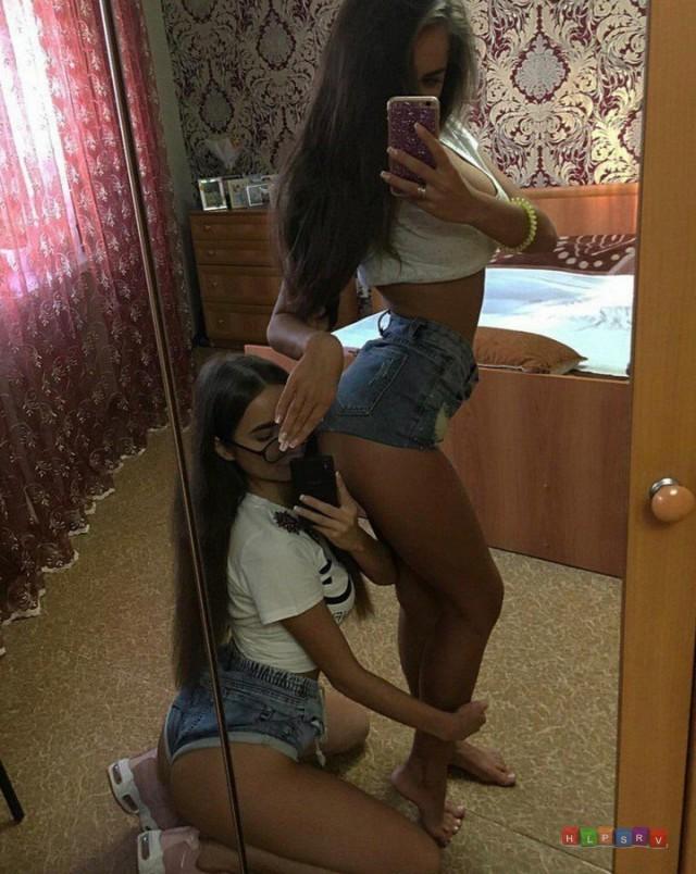 Девушки из социальных сетей #1