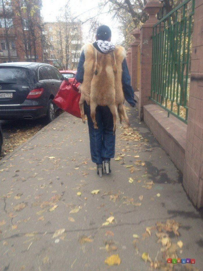 Смешная подборка бессмысленной и беспощадной моды