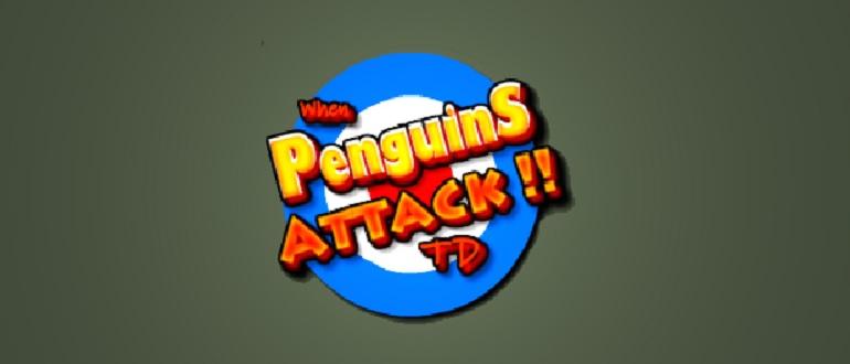 game 3 - Пингвины Атакуют - Защитные Башни