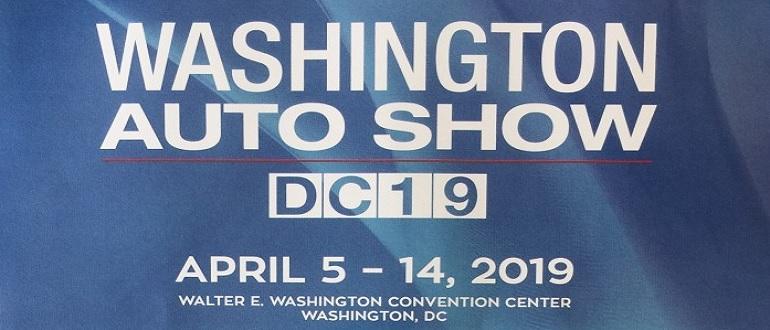 Обзор автовыставки Вашингтон 2019