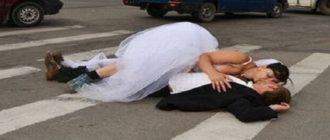 smeshnye i nelepye svadebnye foto 330x140 - Смешные и нелепые свадебные фото