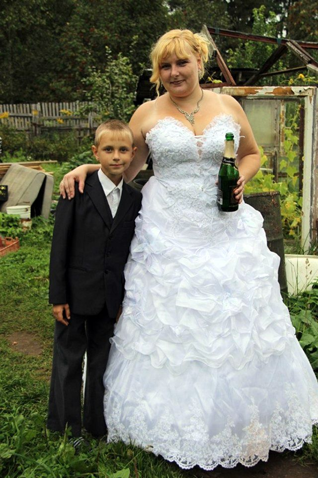 Самая красивая на свадьбе это невеста