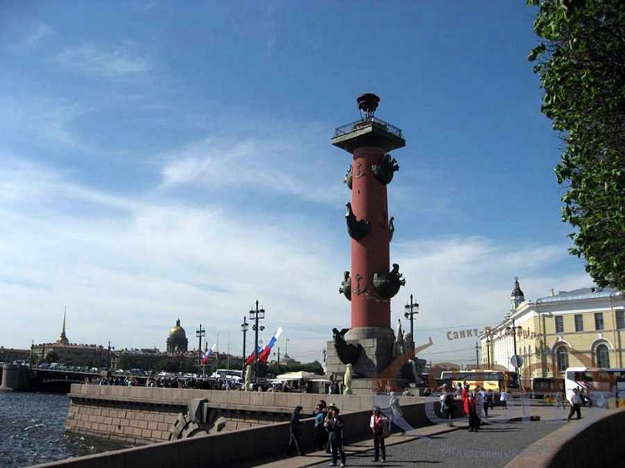 100 интересных фактов о Санкт-Петербурге