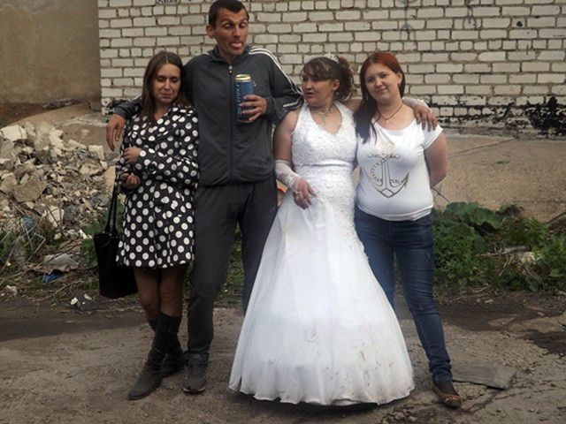100 фото свадебной жести