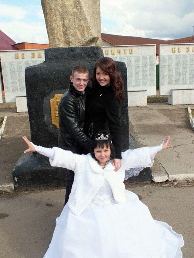 100 фото легкой свадебной жести