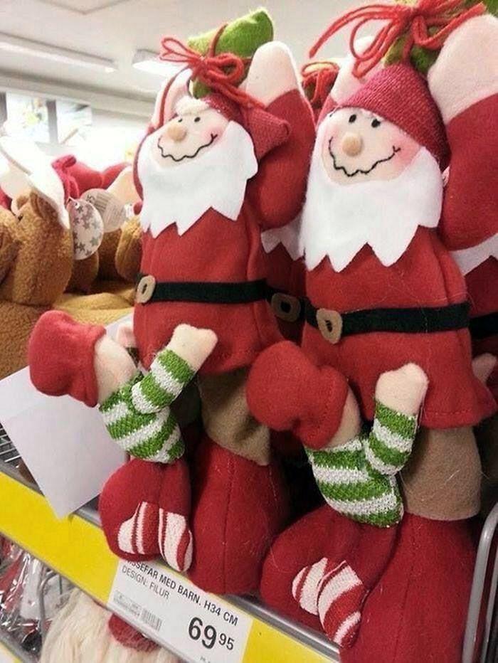 33 самых смешных до слез, пошлых и дурацких рождественских украшений
