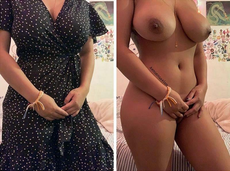 34 фото девушек одетых и сразу раздетых 18+