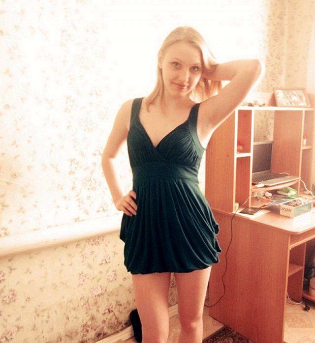 35 фото симпатичных девушек из социальных сетей