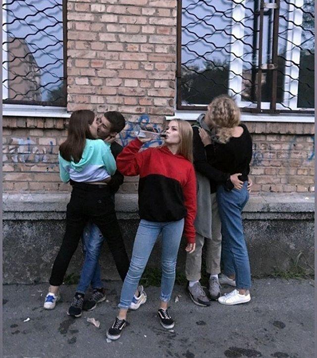 Подростковая деградация из сети #2