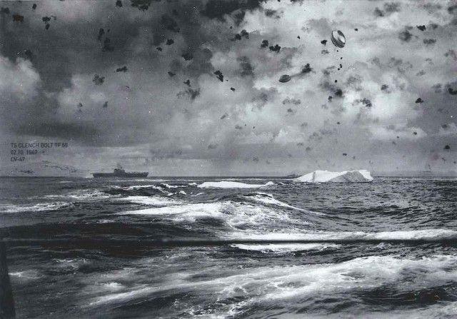 Рассекреченные материалы арктической экспедиции адмирала Бэрда